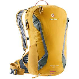 Deuter Race Air Mochila 10l, curry/ivy